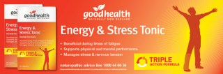 Energy & Stress Tonic 30 capsules